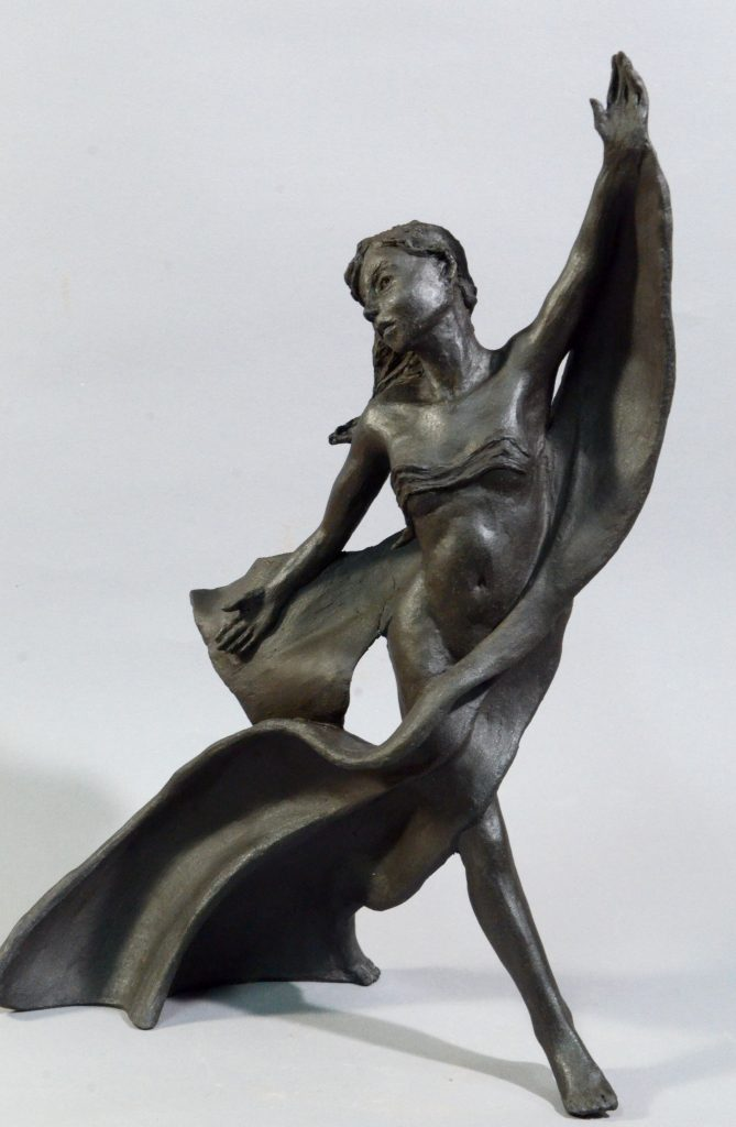 sculpture - Capture the Wind