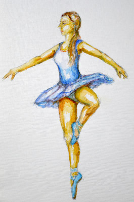 Blue Dancer 3