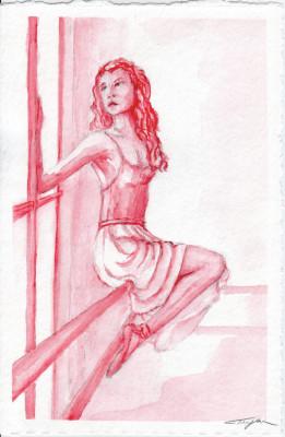 Swane, at the Window